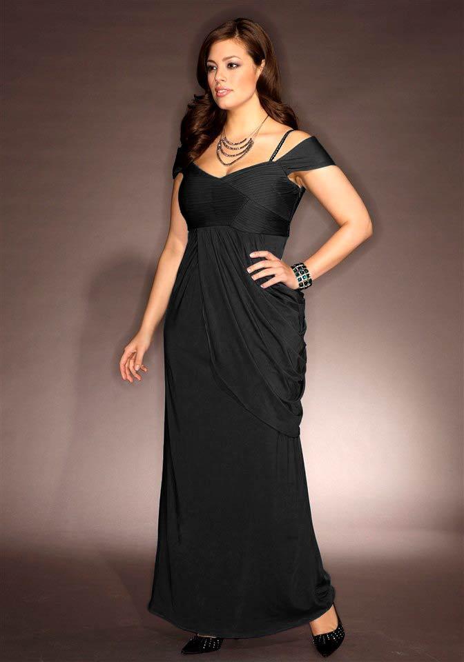Abendkleid schwarz | Abendmode | Outlet Mode-Shop