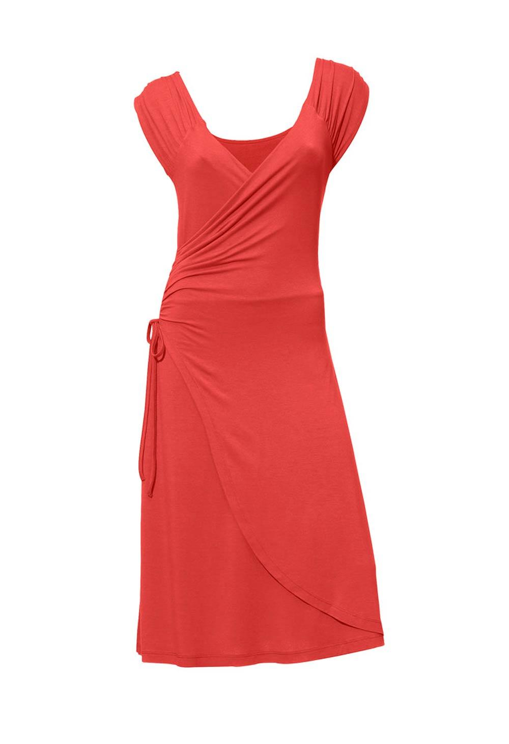 Bodyforming-Kleid koralle | Kleider | Outlet Mode-Shop