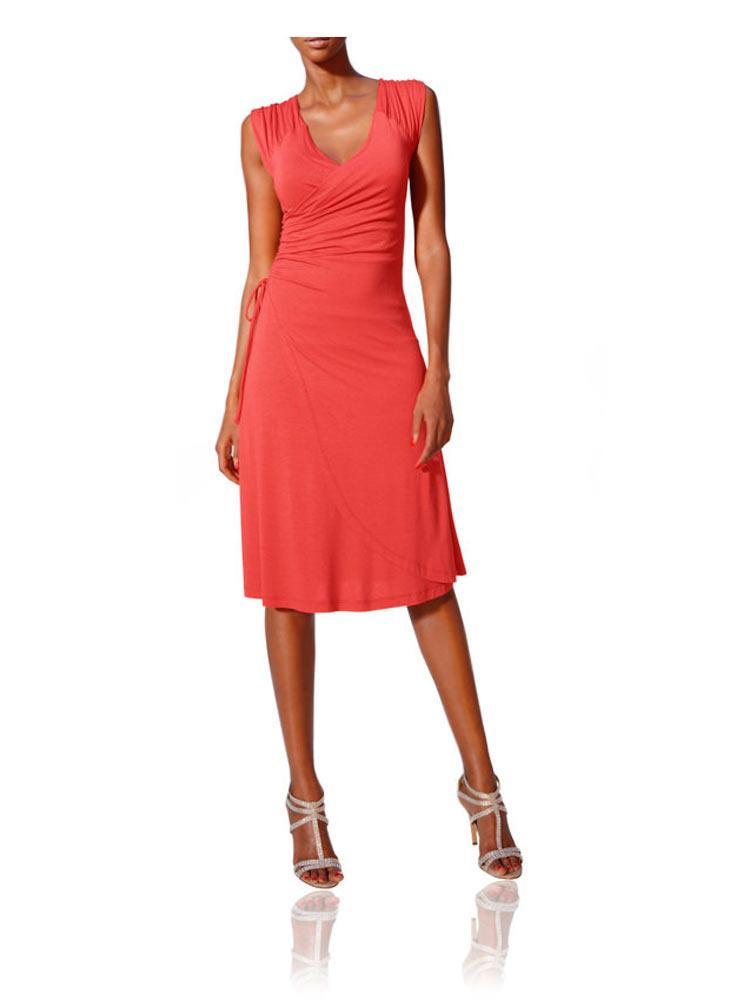 Bodyforming kleid koralle gr e 38 kleider outlet mode - Festliche kleider koralle ...