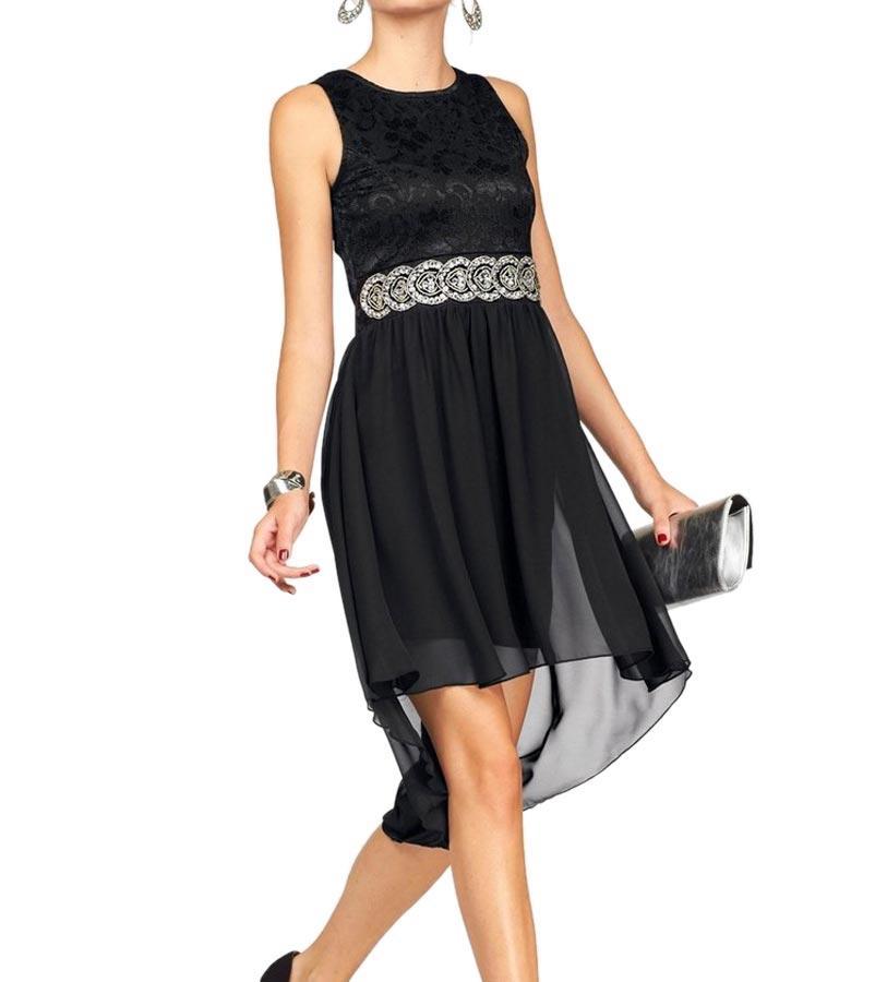 Cocktailkleid schwarz | Kleider | Outlet Mode-Shop