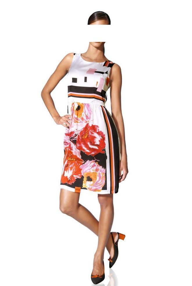 Designer kleider weiss