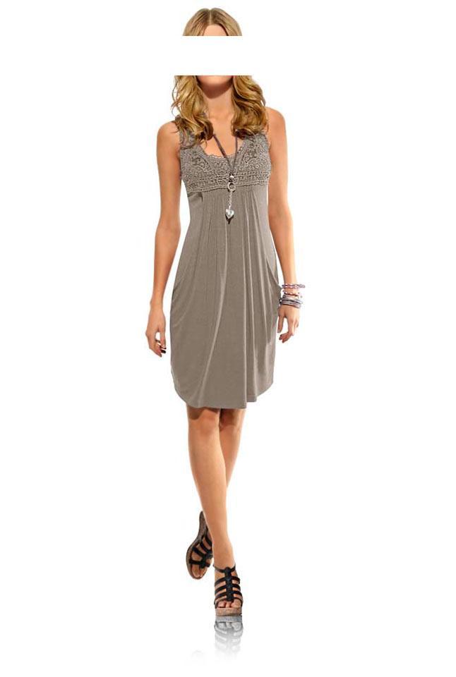Kleid spitze 36