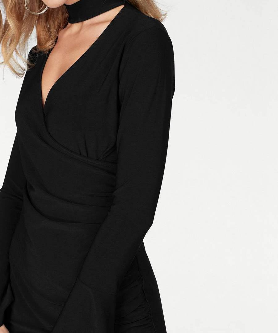 Kleid schwarz   Kleider   Outlet Mode-Shop da27a7a7da