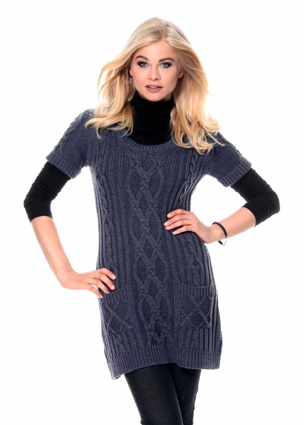 Удлиненный Пуловер Купить С Доставкой
