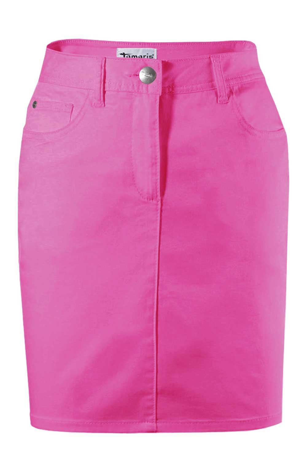 Marken Jeansrock Pink Rcke Outlet Mode Shop