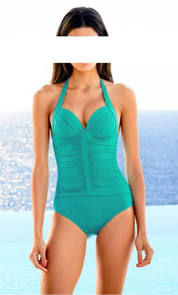 c0a5f52068757 Optimizer-Badeanzug aqua | Dessous / Bademoden | Outlet Mode-Shop